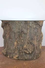 tree trunk base coffee table tree stump marylouise parker org