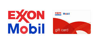 gas gift card 5 for 20 exxon mobil gas card