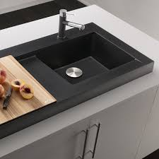 Kitchen Sink Cutting Board by Silgranit Sink Blanco Diamond Undermount Granite 32 In