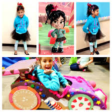 vanellope schweetz costume vanellope schweetz costume from wreck it ralph hair and car