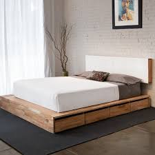 Diy Platform Bed Drawers by 8 Best Diy Platform Bed Images On Pinterest Bed Frame With