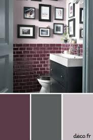 salle de bain aubergine et gris les 25 meilleures idées de la catégorie salles de bains violettes