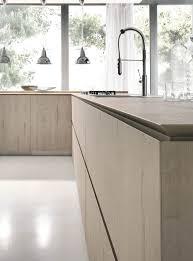 modern kitchen without cabinets most popular 2019 kitchen design trends