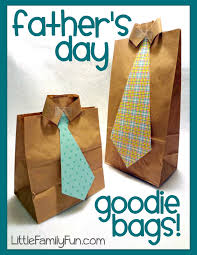 diy father u0027s day gifts from kids goodie bags bag and gift