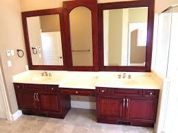 big bathrooms ideas bathroom big mirrorswood bathroom sink with cabinet with granite