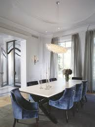 Houzz Dining Chairs Adorable Blue Dining Room Chairs Houzz On Cozynest Home