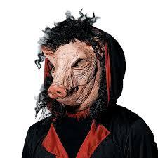Saw Mask Saw Pig Mask Latex Saw Movie