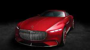 sport cars wallpaper vision mercedes maybach 6 mercedes benz