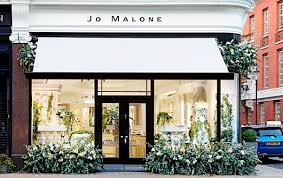 floral shops jo malone shop display for rhs chelsea flower show mercantile