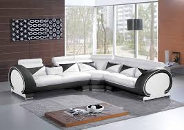 White Italian Leather Sectional Sofa Italian Leather Sectional Sofa Cp 7392 With Regard To Remodel 1