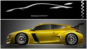 renault sports car renault teases new sport trophy show car with 500 hp nismo engine