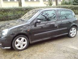 renault clio 2002 modified 2002 renault clio ii 1 4 16v related infomation specifications
