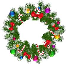 animated christmas garland clipart clip art library