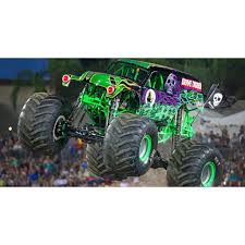 monster jam truck axial racing 1 10 smt10 grave digger monster jam truck 4wd rtr