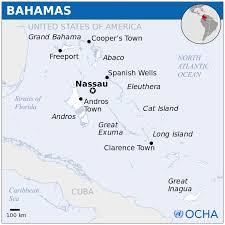 The Bahamas Map File The Bahamas Location Map 2013 Bhs Unocha Svg