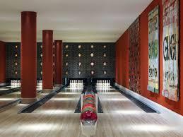 beyond the basement bar the creative hotel trend that u0027s edging