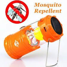bright night solar lighting glowsunny cing led lantern portable solar lights mosquito