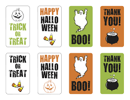 happy halloween printables happy halloween printable tags u2013 fun for halloween