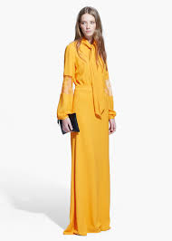 mango robes mango femme les robes longues nos coups de du printemps