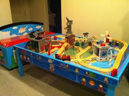 thomas train set wooden table thomas train table thomas table train set asuntospublicos