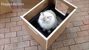curio modern cat furniture unboxing video curiocraft litter box