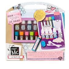 Walmart Halloween Makeup by Mc2 Lip Balm Lab Activity Kit Walmart Com