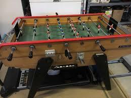 vintage foosball table for sale rene pierre vintage foosball table games toys in suffolk va