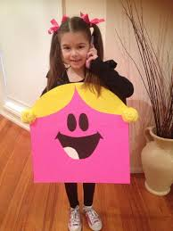 little miss chatterbox dress up as your favourite book character