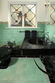 Vintage Bathroom Tile by 126 Best Vintage Bathrooms Images On Pinterest Retro Bathrooms