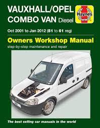 opel combo vauxhall opel combo diesel van oct 2001 to jan 2012 51 to 61
