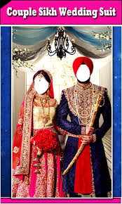 couple sikh wedding suit android apps on google play