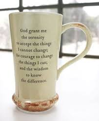serenity prayer mug mi madre madres