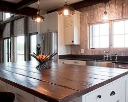 kitchen island with wood top reclaimed wood island tops reclaimed wood kitchen islands plank