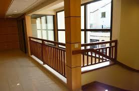 garde corps bois escalier interieur escaliers et garde corps la réunion saint denis le tampon amc