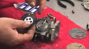 tillotson hr carburetor rebuild part 3 youtube