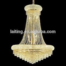 Chandelier Designer Designer Lamps Gold K9 Crystal Chandeliers For Hallways 71022