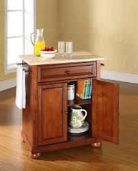 kitchen solid wood portable kitchen island unfinished with 2