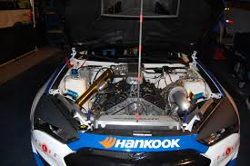 hyundai genesis drift rhys millen hyundai genesis drift engine bay eurocar