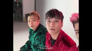 i g clair it s the happy birthday clown 161212 13 happy birthday bro seung ri from top taeyang gd