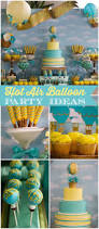 59 best boy u0027s air balloon party images on pinterest balloon