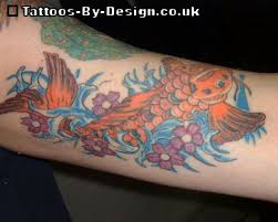 management tattoo koi tattoo designs work well for both men and