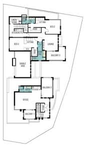 Double Story House Floor Plans Retreat Double Storey House Plans First Floor By Boyd Design