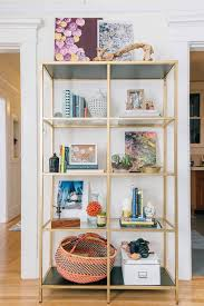 Styling Bookcases Bookcase Styling Interesting 6 Chic Styling Tips For A Bookcase