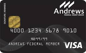 Titanium Business Cards Credit Cards Andrews Federal Credit Union