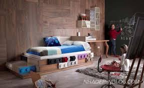 Bedroom Design Inspired By LEGO - Creative bedroom designs