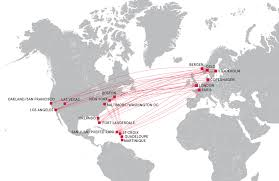 Washington Dc Map Usa by Lowcost Airline Carrier Norwegian To Open Rome Fiumicino Airport