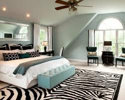 tapis chambre a coucher le tapis zèbre en 50 photos avec beaucoup d idées