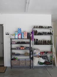 simple diy garage mudroom simply organized