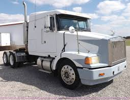 2014 volvo semi truck price 1988 volvo wia semi truck item h1833 sold july 22 truck