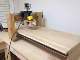 Woodworking Cnc Router Forum by Building A Wood Cnc Router From Scratch Hackaday